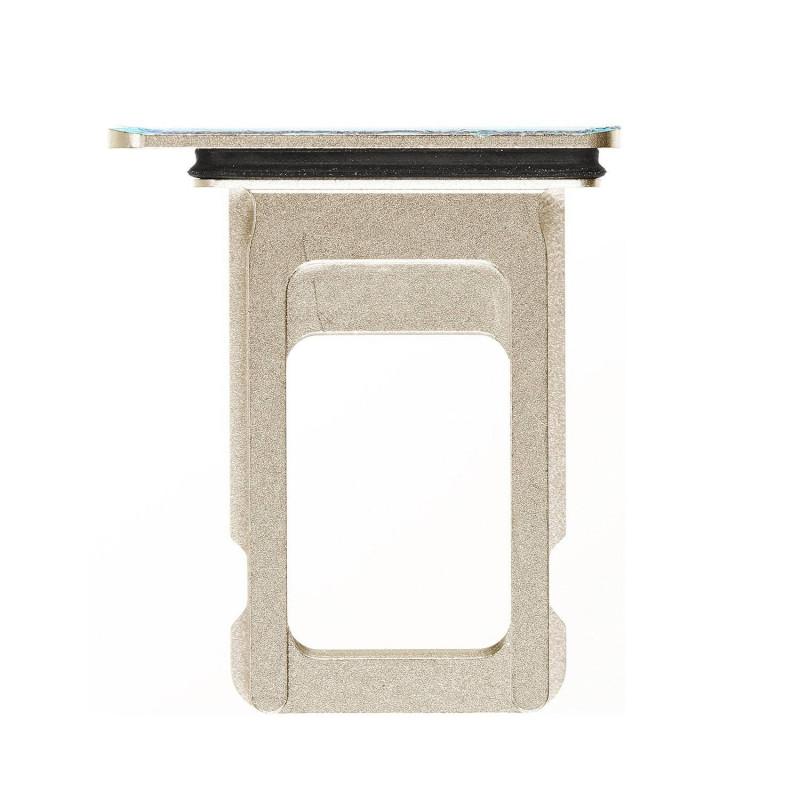 Porta SIM iPhone XS Max A2101 - Oro