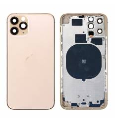 Chasis iPhone 11 Pro - Oro