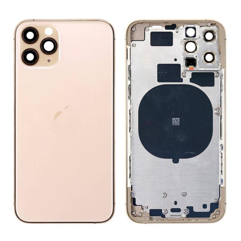 Chasis iPhone 11 Pro - Oro