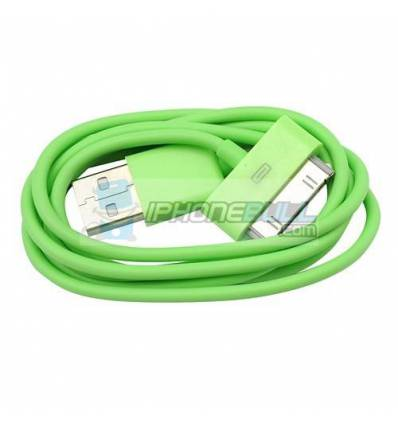 Cable usb iphone Color