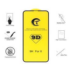 9D Protector Cristal templado iPhone X / XS / iPhone 11 Pro