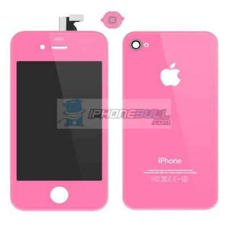Kit de Conversión iPhone 4 - Rosa