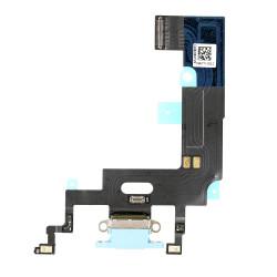 Flex Conector de carga microfono iPhone XR A2105 (Azul)