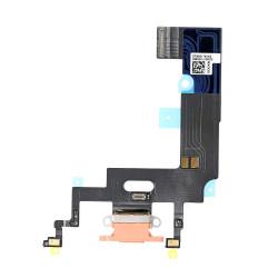 Flex Conector de carga microfono iPhone XR A2105 (Coral)