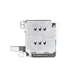 Conector con lector de tarjeta sim para iPhone XR