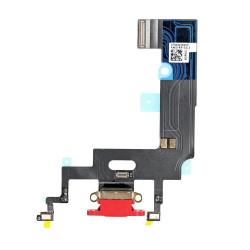 Flex Conector de carga microfono iPhone XR A2105 (Rojo)