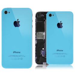 Tapa Trasera iPhone 4 - Azul claro