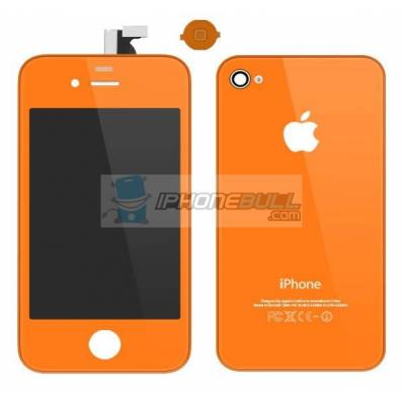 Kit de Conversión iPhone 4 - Naranja