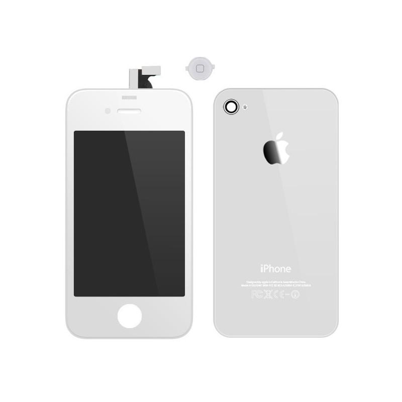 Kit de Conversión iPhone 4 - Blanco