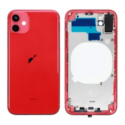 Chasis iPhone 11 - Rojo