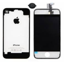 Kit de Conversión iPhone 4 - Negro Transparente
