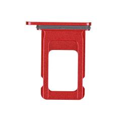 Porta SIM para iPhone 11 Rojo