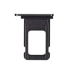 Porta SIM para iPhone 11 Negro