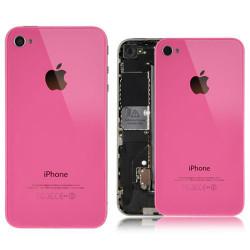Tapa Trasera iPhone 4s - Rosa