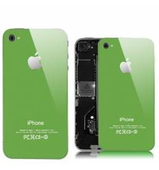 Tapa Trasera iPhone 4s - Verde