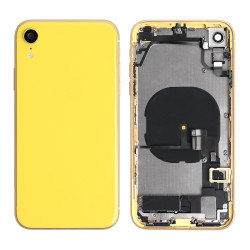 Chasis Completo iPhone XR - Amarillo