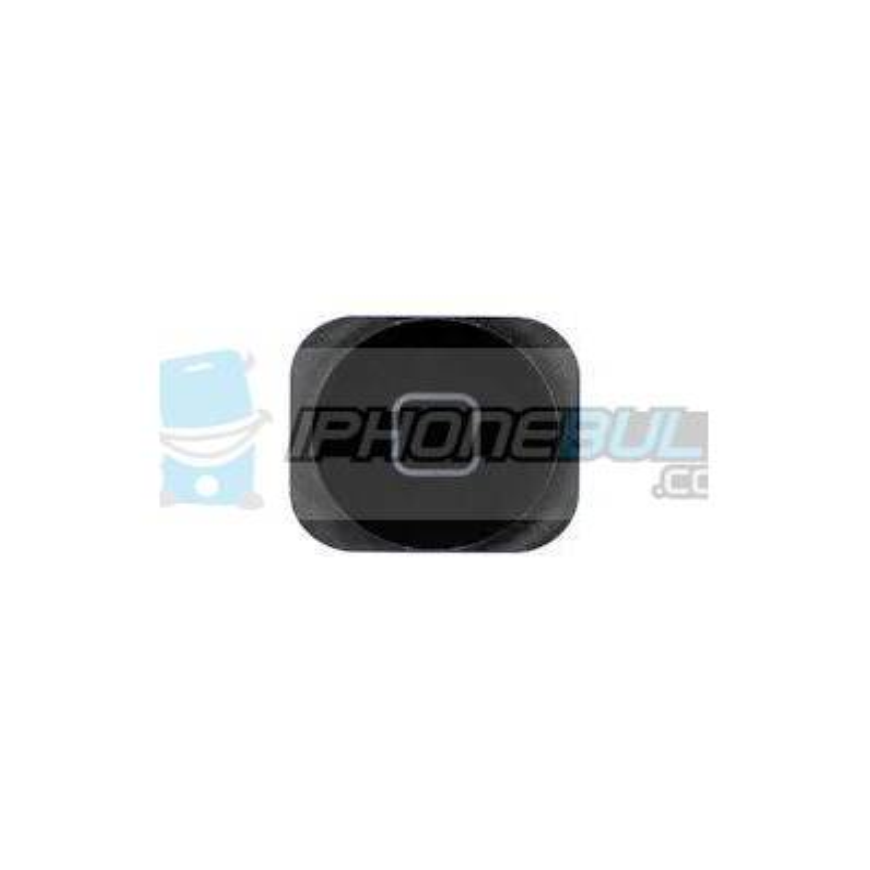 Boton Inicio iPhone 5 - Negro