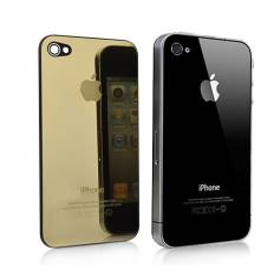 Tapa Trasera Oro Espejo iPhone 4s