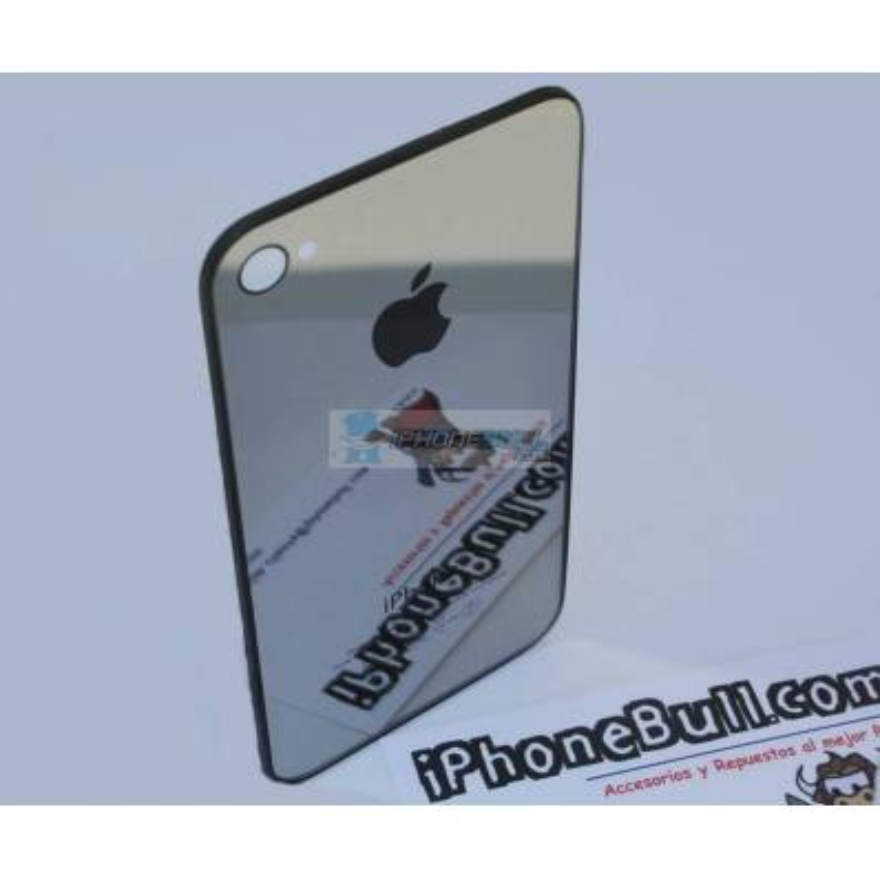 Tapa Trasera Espejo iPhone 4s