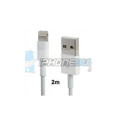 Cable Lightning iPhone iPad 2m