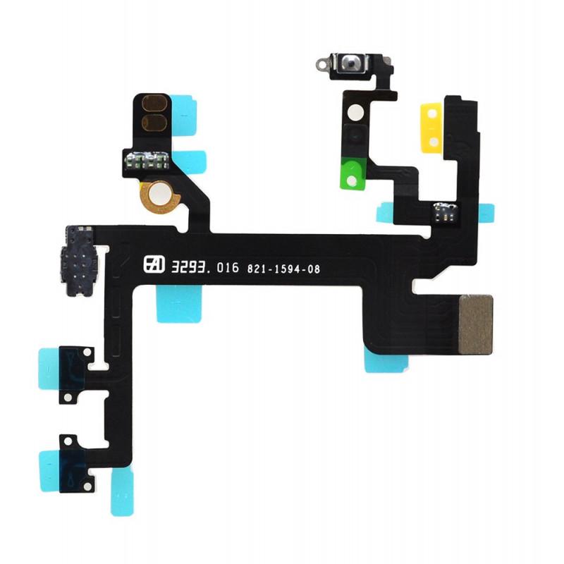 Flex Power, Volumen, Vibrador iPhone 5s