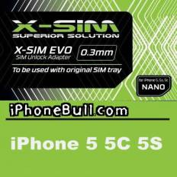 X-SIM EVO iPhone 5/5C/5S