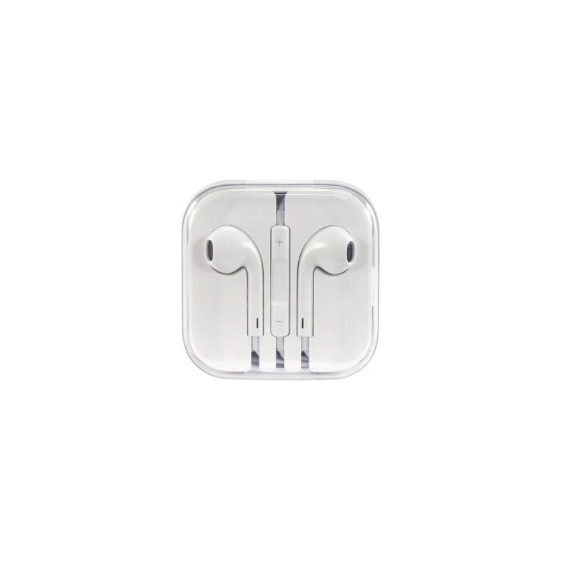 Auriculares Earpods con control y microfono