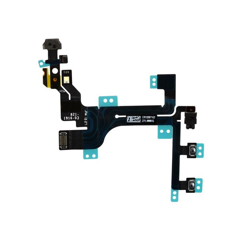 Flex Power y Volumen iPhone 5C