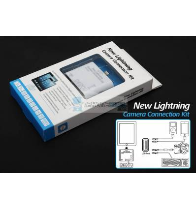 New Lightning Camera Connection Kit