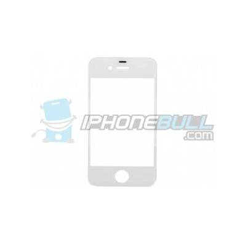 Cristal frontal iPhone 5C Blanco