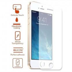 Protector cristal templado iPhone 5 5C 5S