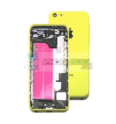 Chasis Completo iPhone 5C - Amarillo