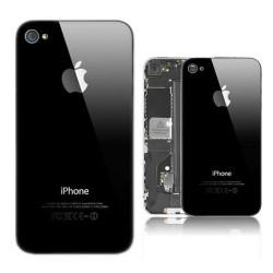 Tapa Trasera Negra iPhone 4